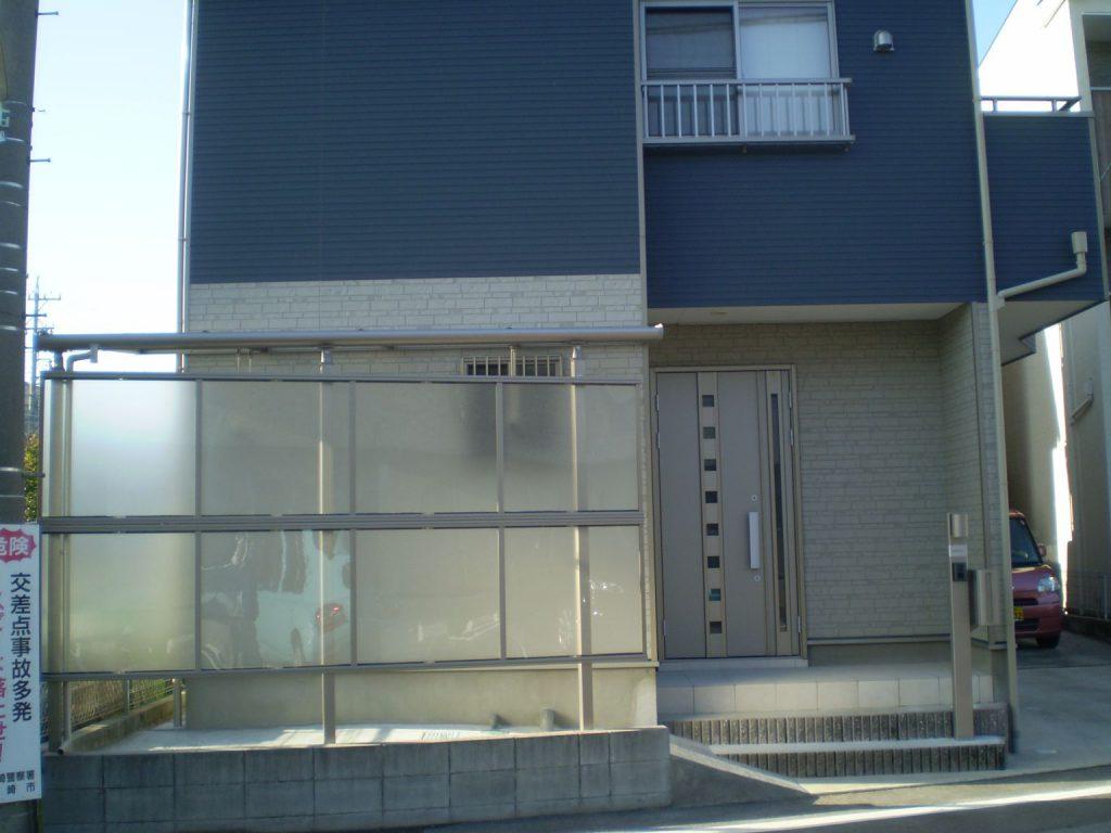 【戸建てリフォーム】岡崎市 外構リフォーム